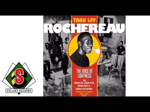 Tabu Ley Rochereau - Christine (audio)