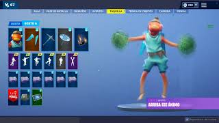 """1 hour of dance """"Above this spirit"""" (dancing fortnite)"""