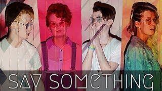 Justin Timberlake / Chris Stapleton  - Say Something - Cover