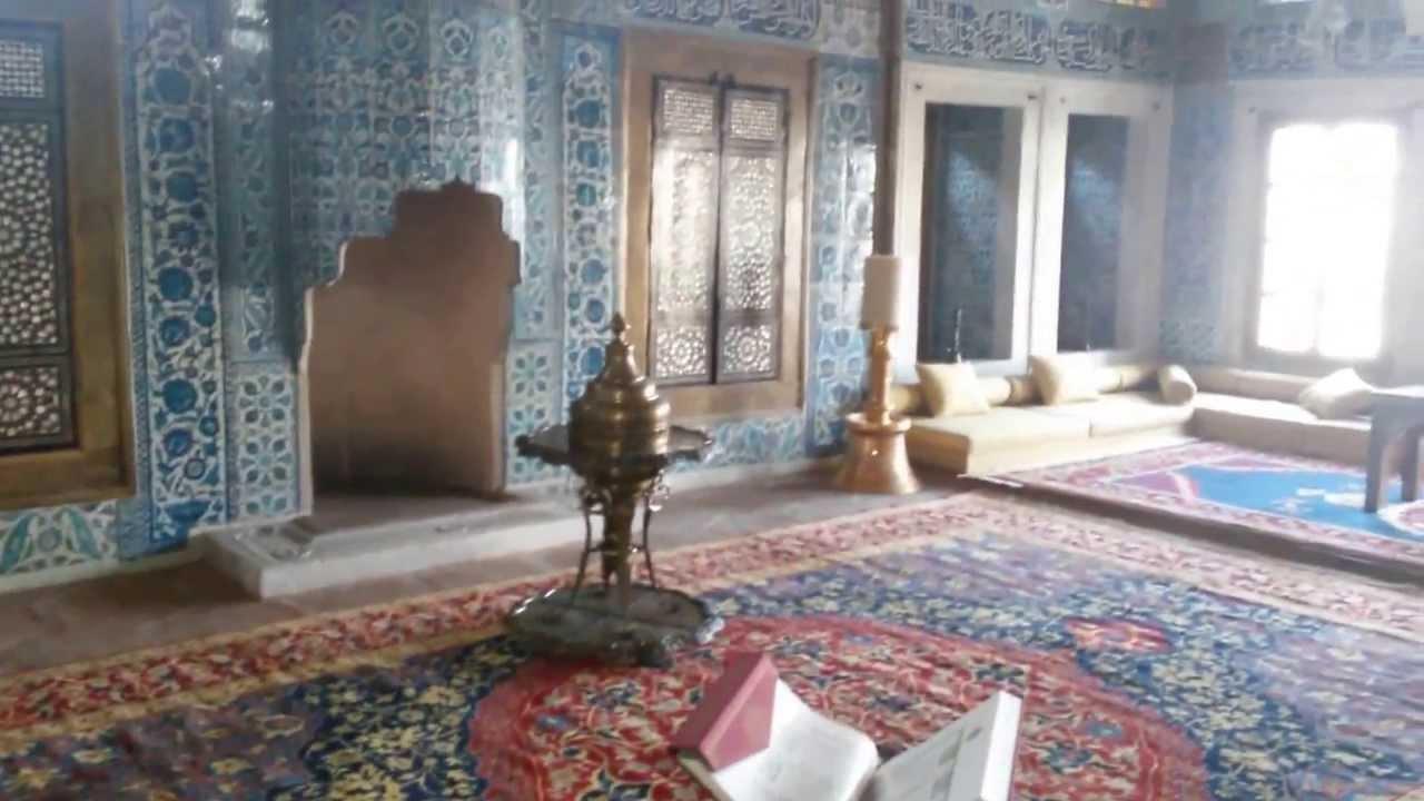 Topkapı Palace - Hünkar Kasrı - istanbul / Turkey  Doovi