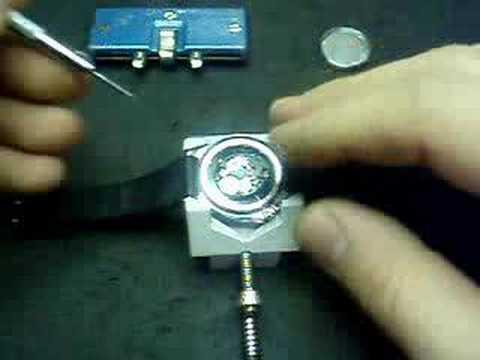 byta batteri klocka pris