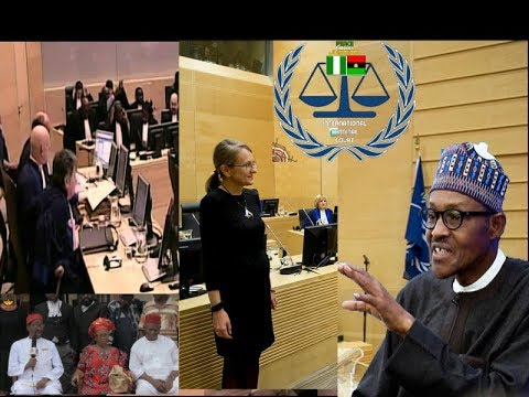 ICC Link: Buhari In Trouble As ADF Files A Suit In Court.