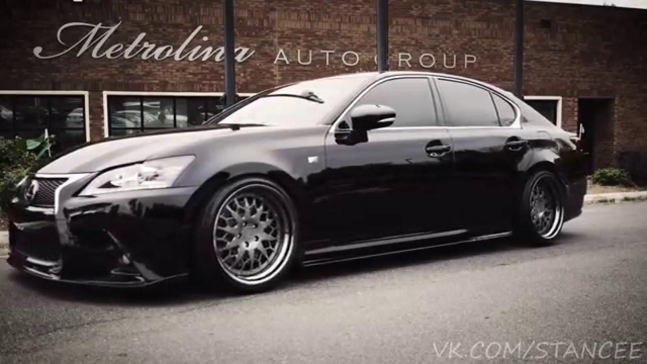 Lexus Gs 350 Stance Youtube