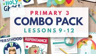 Primary 3 (CTR) Combo Lessons Lessons 9-12