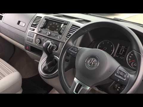 Volkswagen  California Campervan for sale at VW Van Centre Liverpool