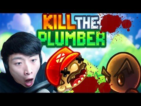 Mario變大反派?一起殺瑪利歐!: Kill the Plumber