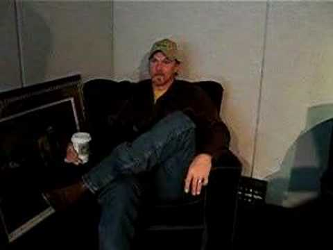 Dierks Bentley & Trace Adkins Joking with Blair Garner