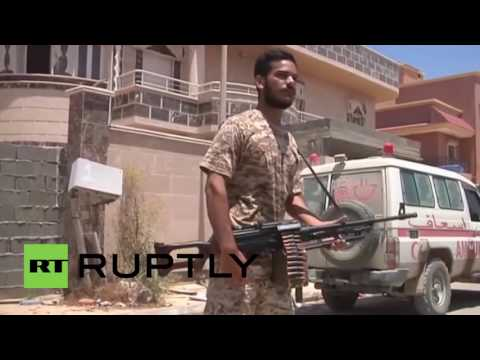 Libya: IS losing control of Sirte as fighting rages on - reports