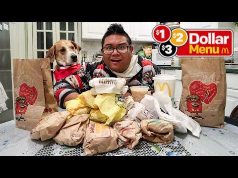 McDonald's Entire $1 $2 $3 Menu DOUBLED