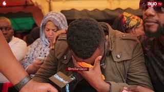 MSIBA WA MASOGANGE: BELLE 9 AMESHINDWA KUONGEA MSIBANI