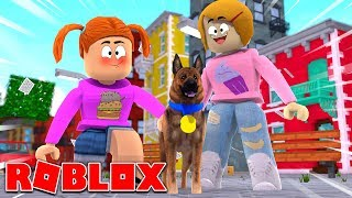Roblox Adopt Me   I Tried To Adopt A Dog And This Happened!