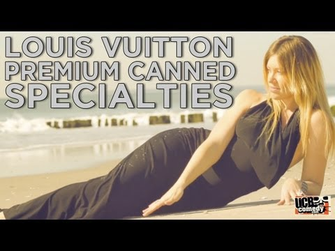 Louis Vuitton Premium Canned Specialties: a COMMERCIAL PARODY by UCB's Horse + Horse