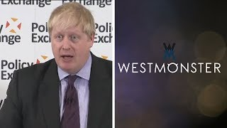 BoJo's speech, more investment in Brexit London & national service.