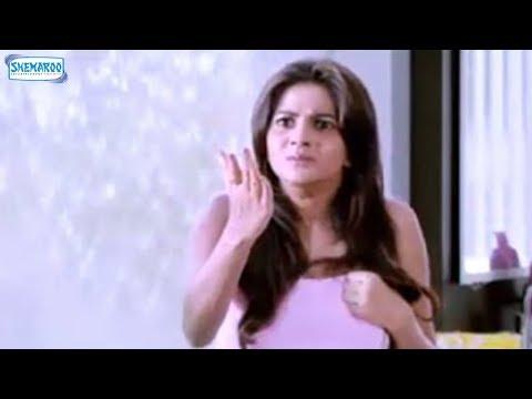 Ranna Kannada 2015 Movie Rachita Ram Cute Scene