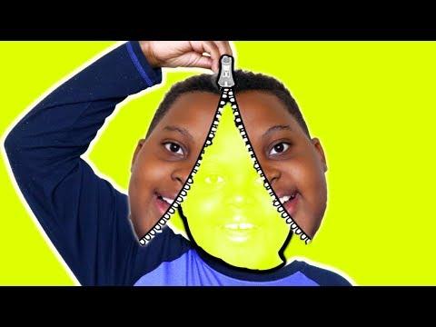 Shiloh Is INVISIBLE! w/ babyteeth4, Kamdenboy & Kyraboo - Onyx Kids
