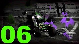Monster Jam: Path of Destruction - Part 6 - Unlocking Grave Digger (Walkthrough / Let's Play)