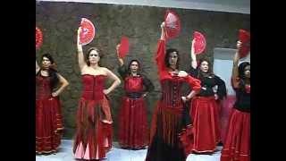 Dança Cigana - Esmeralda -  Jackie Chermont - 13/04/14