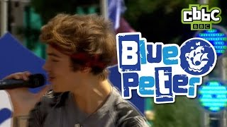 Union J Tonight (We Live Forever) live on Blue Peter - CBBC
