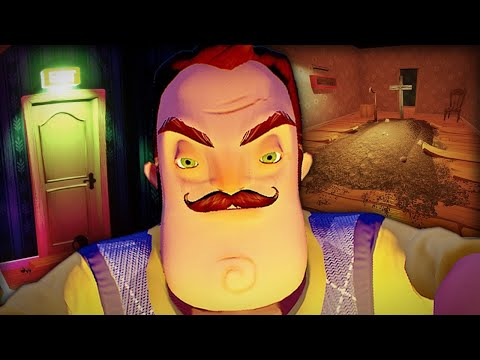 15 Creepy Minutes of Hello Neighbor Gameplay - PAX 2017