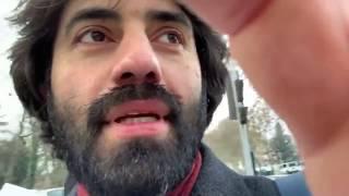 Free Mehman  Mehmana Azadlıq  Strasburgda Aksiya