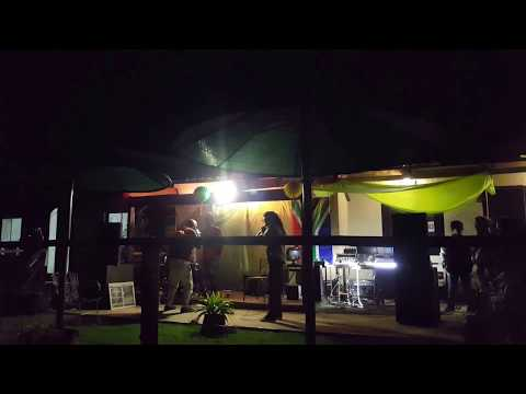 Blaq Faith & Page midnight freestyling @ Kwantu Village, Zululand