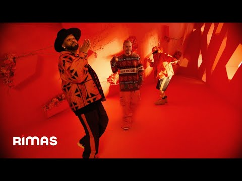 Jowell y Randy x J Balvin - Anaranjado (Video Oficial)