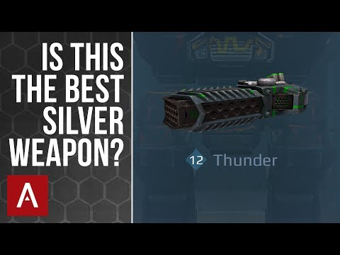 War Robots [WR] Tutorial - What is the BEST Silver Weapon?