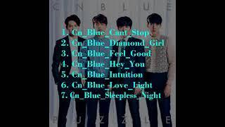 kumpulan lagu korea (cn blue) mantap keren