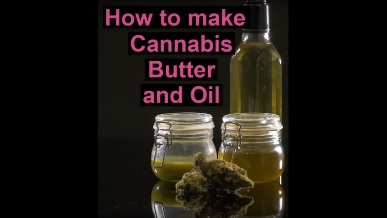 How to make Weed Edibles [COMPLETE GUIDE] - Cannadish