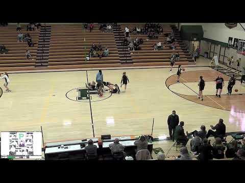 Pius X High School vs. Lincoln Southeast JV Womens' Basketball