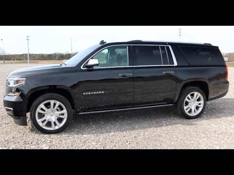 2017 Chevy Suburban Premier 4x4 At Wilson County Lebanon Tn