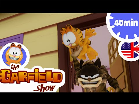 THE GARFIELD SHOW - 40 min - New Compilation #19