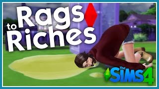The Sims 4 - Rags to Riches - Part 1