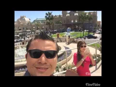 viaje por Europa ivan y Monika Tapia