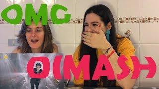 "ITALIAN REACTION TO CONFESSA+THE DIVA DANCE (Dimash) | ""Singer 2017"" ep 12"