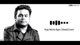 Roja Movie | paruvam vanaga bgm ringtone | ar rahman hit songs | pudhu vellai mazhai | love ringtone