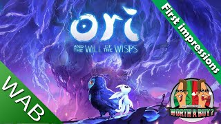 Ori and the will of the Wisps - Lets have a look