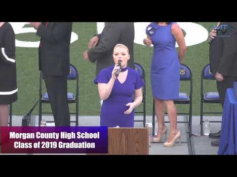 Morgan Co High School Graduation - 2019