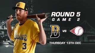 Perth Heat @ Brisbane Bandits, R5/G2