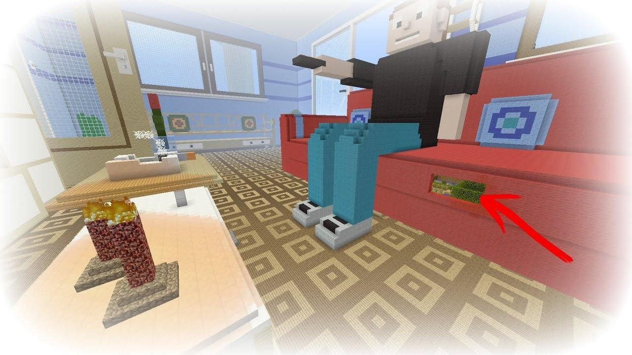 MINECRAFT ☆ Piston House ☆ Mein Eigenes Haus ☆ Größtes Projekt / Teil.04 /  PS4 / DEUTSCH   YouTube