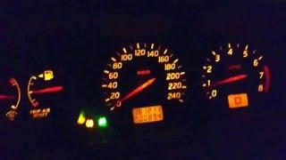 Nissan Primera неисправность вариатора!