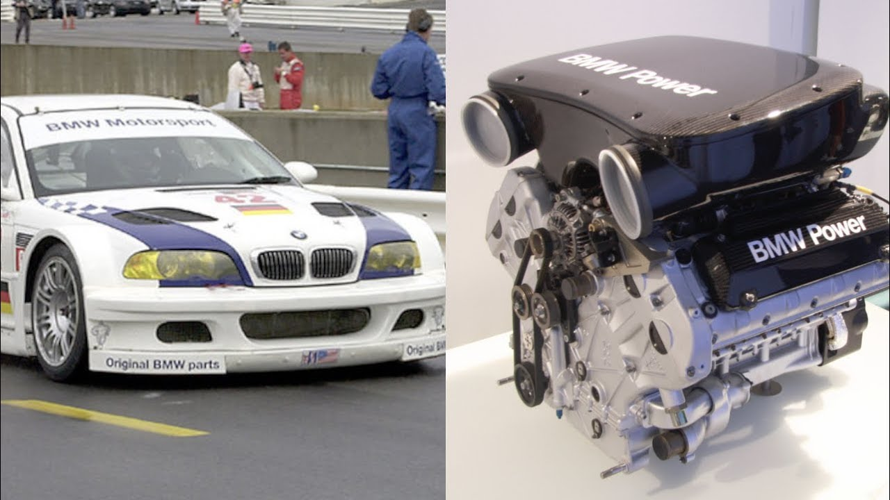 why the bmw m3