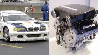 Why the BMW M3 GTR Is Awesome