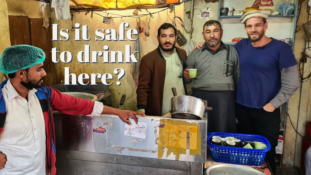 Is It Safe to Drink Chai from the Street in India or Pakistan?