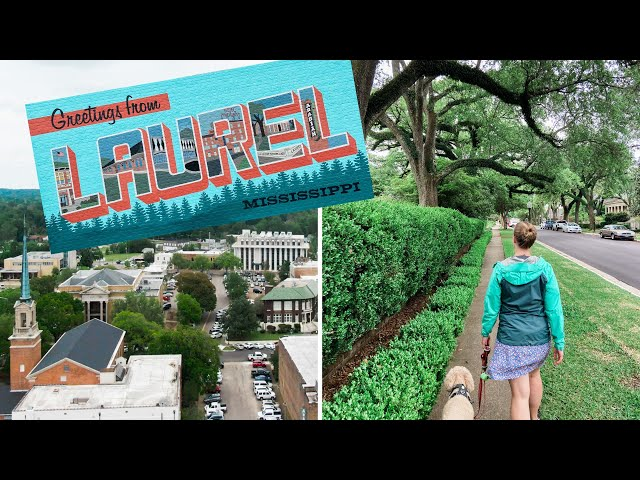 Visiting Laurel, Mississippi | This is why we LOVE small towns in America