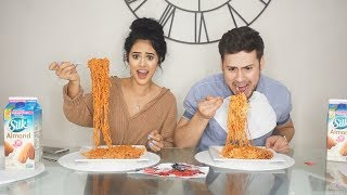SPICY NOODLE CHALLENGE (SPANGLISH): MARIA PALAFOX