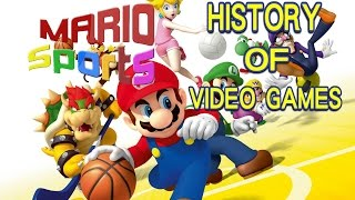 History of Mario Sports (1984-2017) - Video Game History