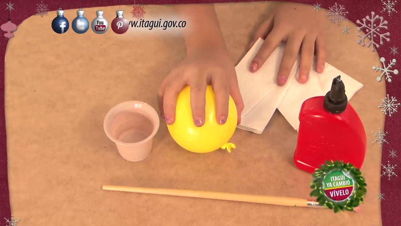 Itag para los ni os aprendamos a hacer maracas para las for Antorchas para jardin caseras