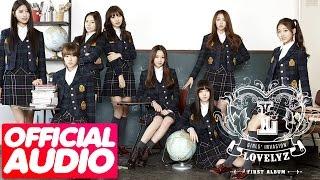 [MP3/DL]09. Lovelyz(러블리즈) - Gone (JIN Solo) [Album Girls' Invasion]