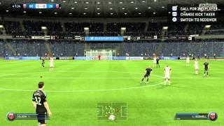 FIFA 15: FIRST EVER Online Game(Sponsored by EA RONKU FIFA 15 site: http://bit.ly/1u7u6Pm My Twitter: BaconCountryYT Music By: http://incompetech.com/m/c/royalty-free/, 2014-09-26T02:08:30.000Z)